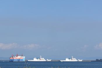 巡視船あかつきPL34巡視船れいめいPL33.jpg
